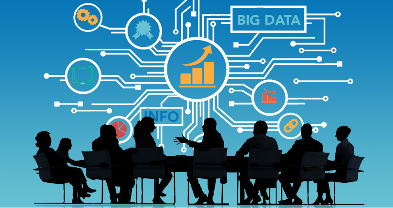 Being Data Driven Drives Success