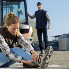 A Look At The Most Common Accidents and Injuries That Occur In The Workplace