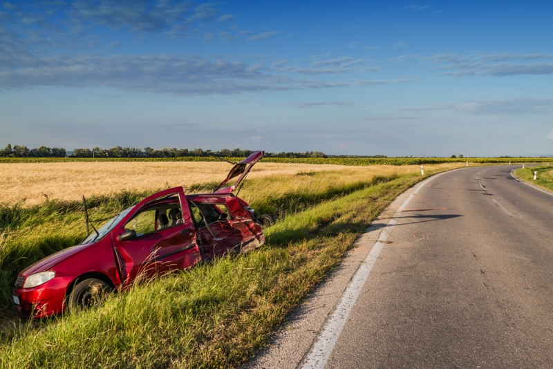 4 Steps to Take if You Get in a Car Accident While Traveling
